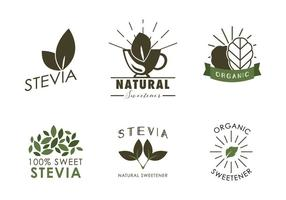 Vecteur naturel stevia