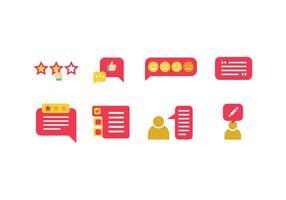 Testimonial icons
