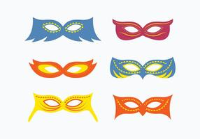 Rolig Masquerade Mask Collection