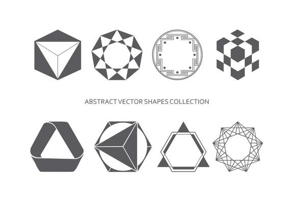 Abstract Shapes Collection Download Free Vectors Clipart Graphics Vector Art Abstract shapes vectors and psd free download. abstract shapes collection download