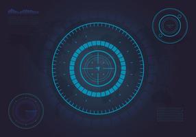 HUD Hintergrund und Element Hintergrund Set