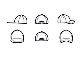 Free Outstanding Hat Vectors