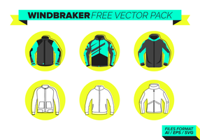 Windbraker Gratis Vector Pack