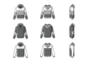 Windbreaker vector