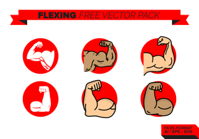 Flexing Free Vector Pack