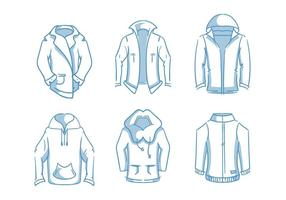 Free Unique Windbreaker Vectors
