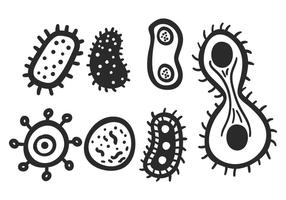 Mould vector set