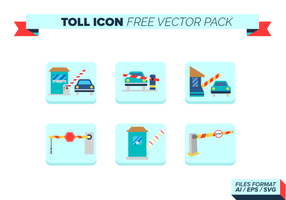 Toll Icons Vector Livre