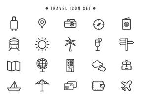 Travel Vectors