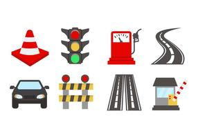 Free Road Trafiic Vector