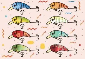 Fiskebete Set