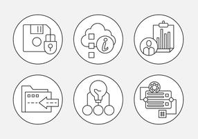 Free Thin Line Web Icons
