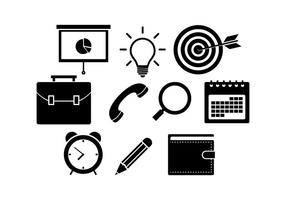 Free Business Silhouette Vector