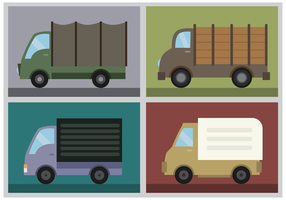 Free Movers Vector