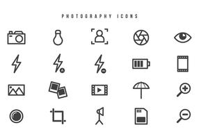 Free Photography Vectors