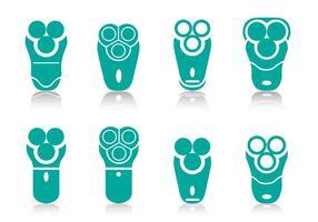 Rasuradora eléctrica icono