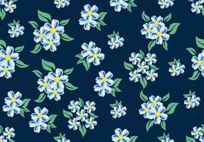 Ditsy Floral Pattern Seamless