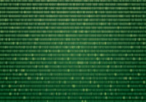 Fundo Vector Green Matrix