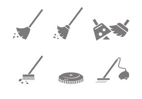 Sweep Icon Vectors