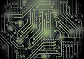 Fondo abstracto de la tecnología de la luz