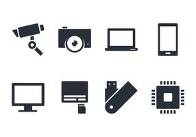 Gadget Icon y Accecories