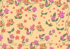 FLoral Ditsy Vector