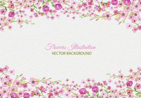 pink flower free vector art 29 075 free downloads https www vecteezy com vector art 152094 free vector painted pink blossom background