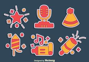 Party Noise Maker Vector