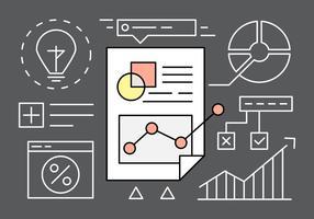 Kostenlose Linear Web Statistics