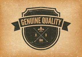 Promotional Grunge Äkta Kvalitetsbakgrund