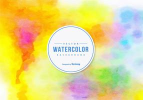 Aquarelle Vector Background