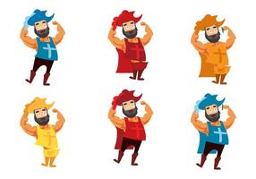 Gratis Musketeer Avatar Vector