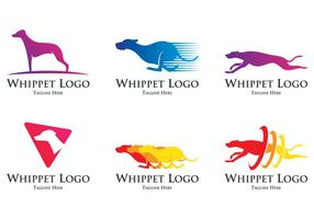 Logotipo do cão whippet