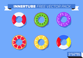 Pack Innertube Free Vector Pack