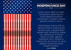 Unabhängigkeitstag Illustration