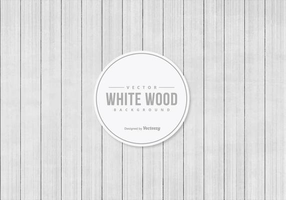 Free White Wood Vector Art