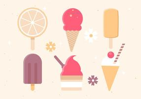 Free Vector Ice Cream Ilustraciones