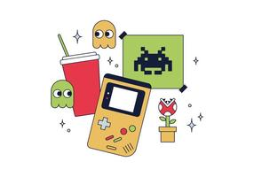 Free Gameboy Vector