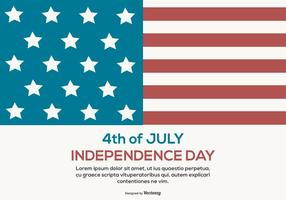 Independnce Day Background vector
