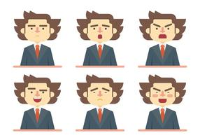 Beethoven Vector Icons