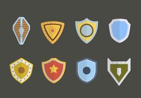 Flat RPG Spiel Asset Vectors