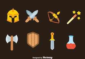 Nice Rpg Element Vectors