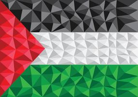 Palestine-flag-vector