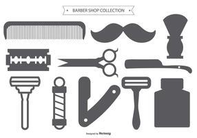 Kapper winkel collectie