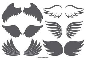 Collection Vector Wings