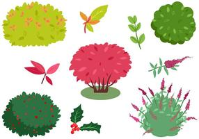 Free Bush Branches Vectors