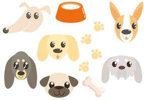 Gratis Doggy Vectors