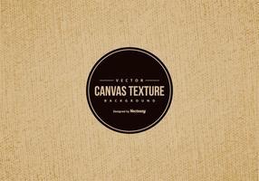 Vektor Leinwand Textur Hintergrund