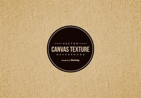 Vektor kanvas textur bakgrund