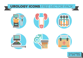 Urology Free Vector Pack